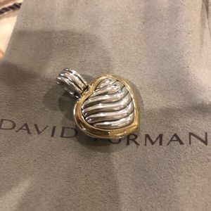 David Yurman Heart Locket Enhancer💛